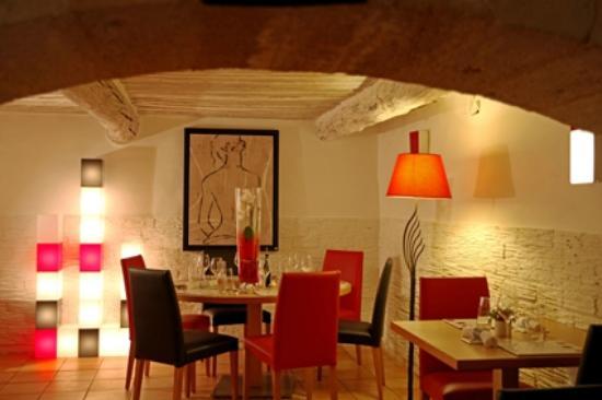 La table de Sébastien : interieure