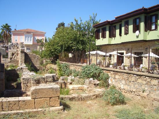 Villa Verde Pension: View of hotel