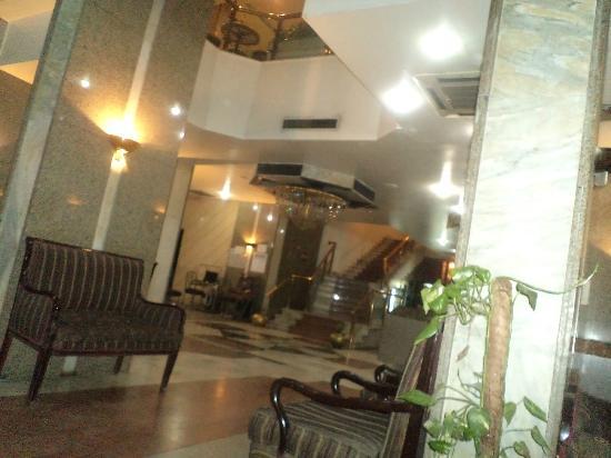 Santana Hotel: réception