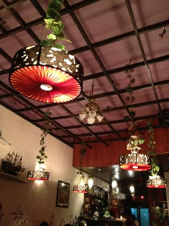 Malee Thai Restaurant : Nice deco