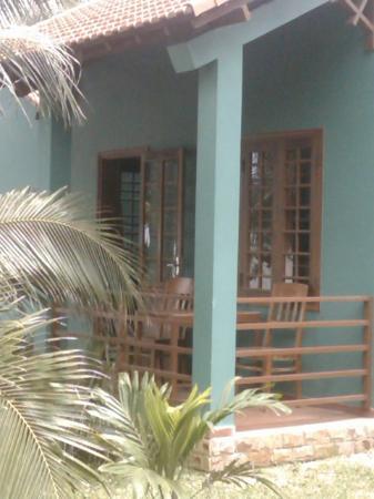 Hiep Hoa Resort: Ingresso Bungalow