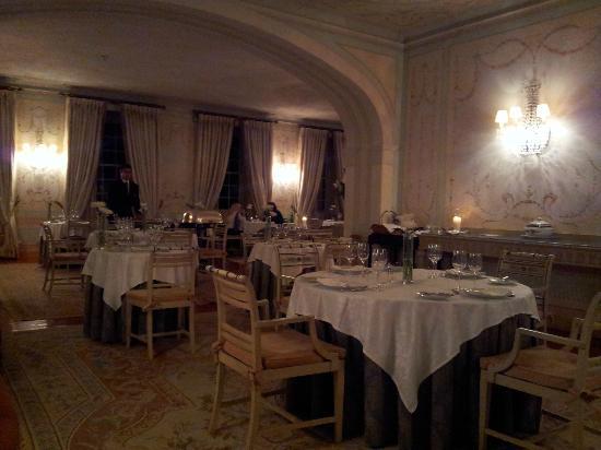 Tivoli Palacio de Seteais: Restaurante