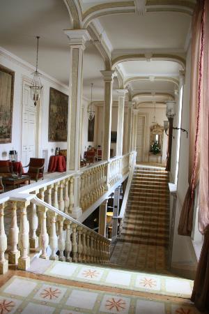 Tivoli Palácio de Seteais: Vista geral dos corredores