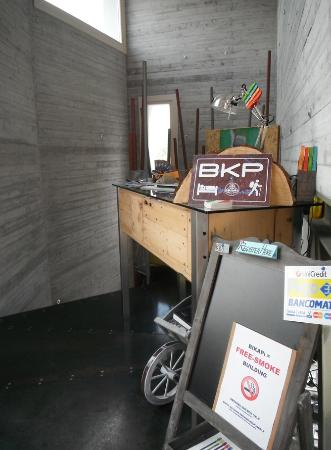 Bikapi - Rooms: BIKAPI' RECEPTION