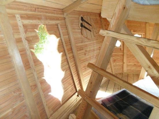 Camping Sandaya International de Maisons-Laffitte : Windows.