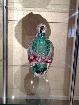 Conches-en-Ouche, France: musée de verre à Conches