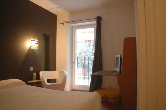 Hôtel Burrhus : une de nos chambres CAT 2
