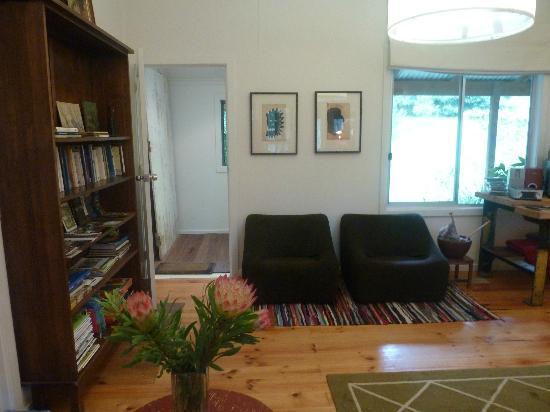 Woodbox Retreat & Studio : lounge
