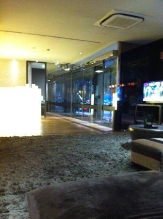 Hotel Zenit Abeba: Lobby2