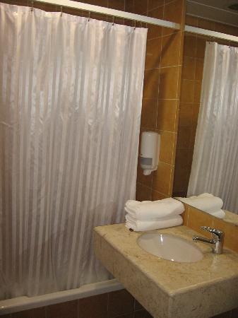 Hotel Aviv : Bathroom
