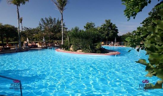 Campofelice di Roccella, Włochy: Pool
