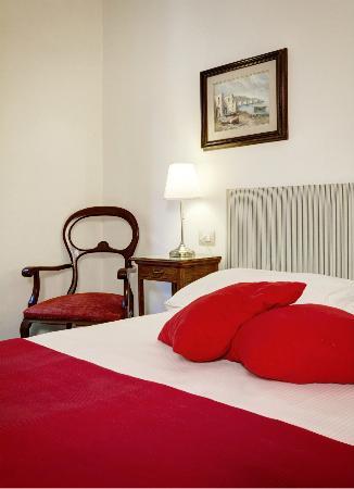 Hotel Il Poeta Dante: Camera doppia con divano