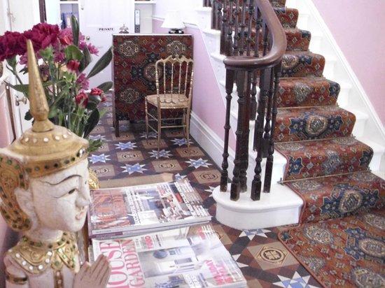 Estoril Hotel : Reception/lobby