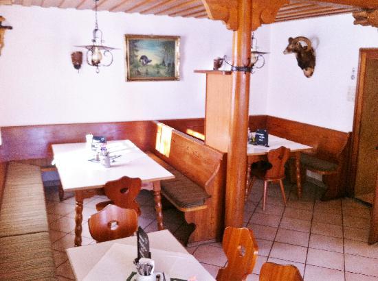 Gasthaus zum Fischerwirt : Gaststuben