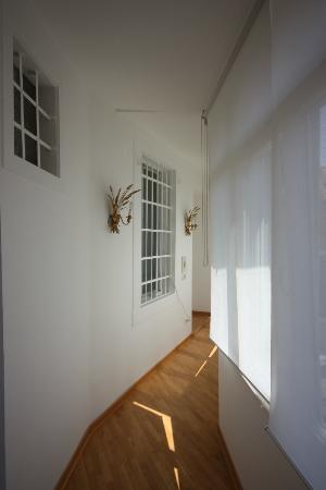B&B Palazzo Brigido: ingresso appartamento