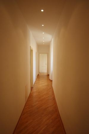 B&B Palazzo Brigido: corridoio