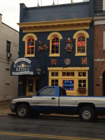 King Street Blues : A great place for homecooking.