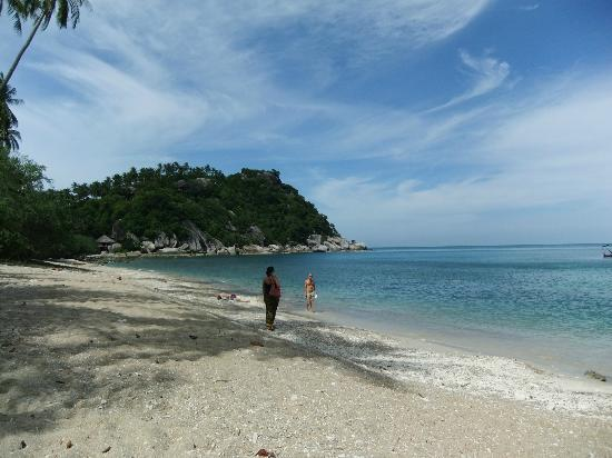 The Sanctuary Thailand: Hat Thien; The Sanctuary us situated right on this beach
