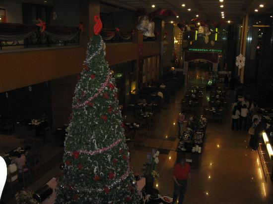 Pearl International Hotel: Christmas Decoration