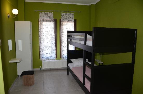 little big house thessaloniki yunanistan konaklama yorumlar ve fiyat kar la t rmas. Black Bedroom Furniture Sets. Home Design Ideas