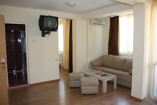 Family Hotel Madrid : Apartment