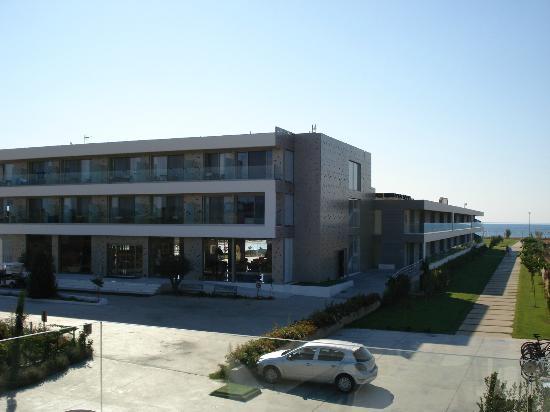 Buca Beachclub: Main hotel