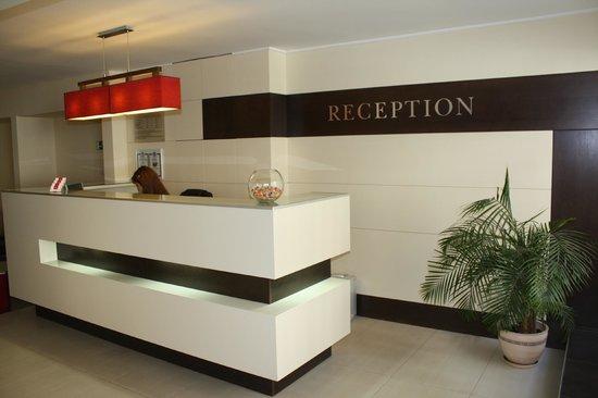 Family Hotel Madrid : Reception