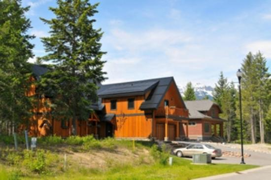 Canyon Ridge Lodge: l'exterieur