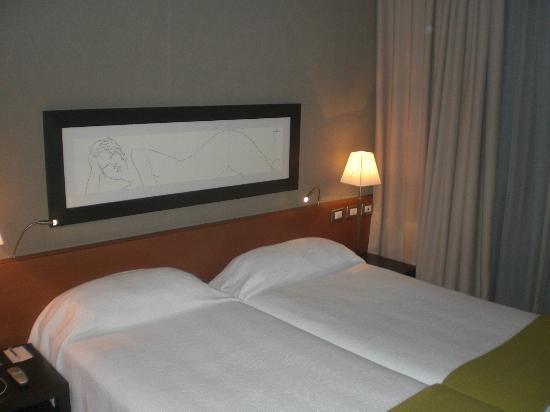 NH Linate: camera doppia