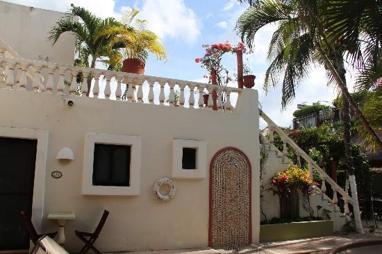 Aventura Mexicana: scala piano superiore