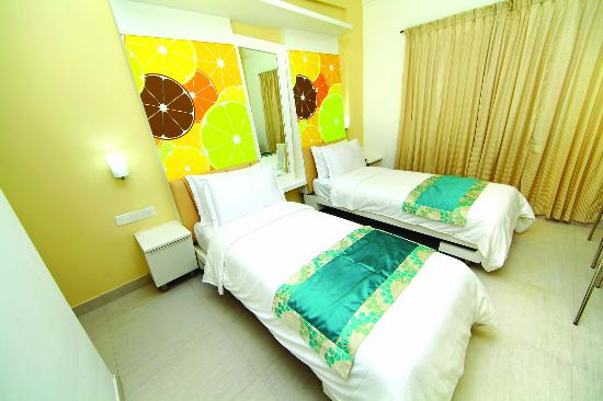 Hotel Millennium Continental: Standard Deluxe- Twin Bed