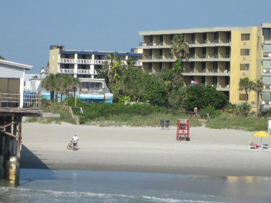 La Quinta Inn Suites Cocoa Beach Oceanfront Florida