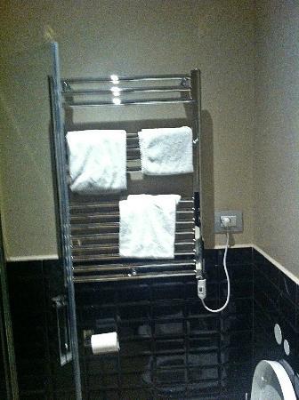 Deseo Home: toallero electrico