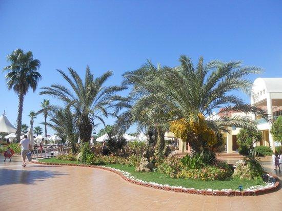 Hotel Kaya Belek: Blue skies