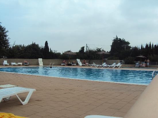 Vacances Popinns - Les Abricotiers : piscine