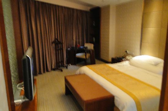 ZTL Hotel Shenzhen: Deluxe Suite:bedroom
