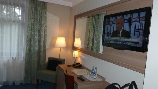 Hotel Greno: Komfortowo i przytulnie