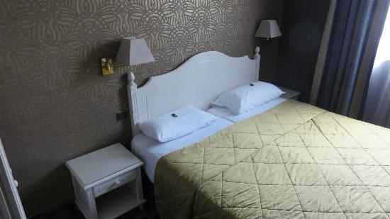 Hotel Elixir: Room tripple