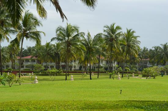 Taj Exotica Goa: Hotel Exterior