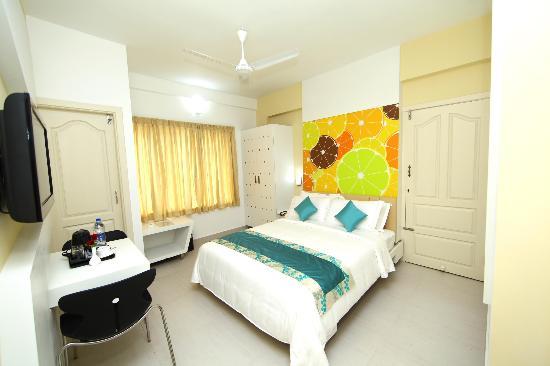 Hotel Millennium Continental: Villa Suite Bed Room