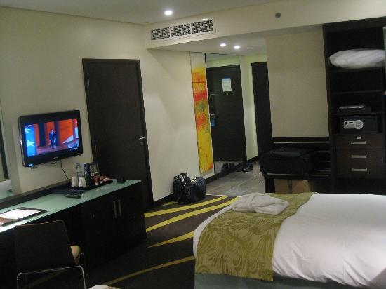 Radisson Blu Hotel, Abu Dhabi Yas Island: Room view