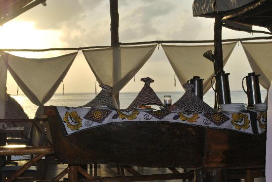 Villa Dida: Colazione all'alba