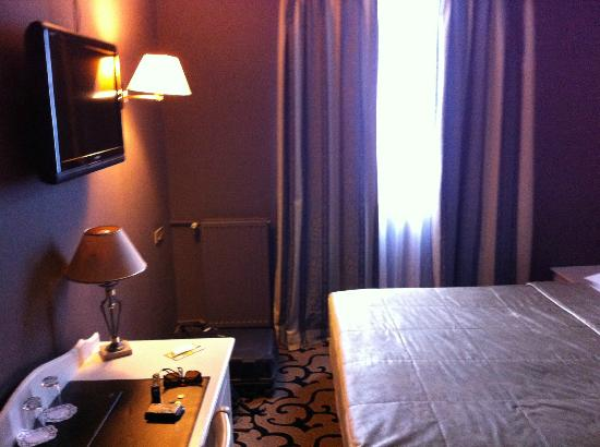 Hotel Louvre Rivoli: Classic double