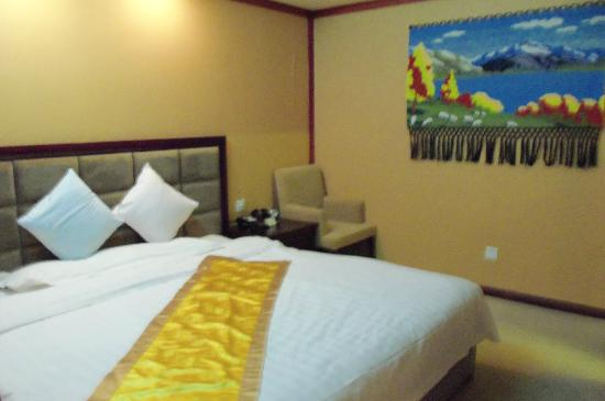Gesang Hotel: Our room