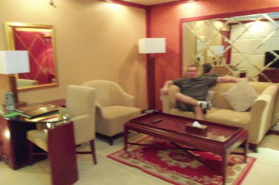 Gesang Hotel : Living Room