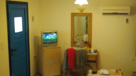 Kosta Mare Palace Hotel: Intérieur de la chambre