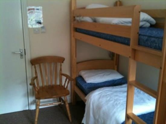 Cholderton Youth Hostel: Our room