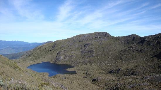 Chirripo National Park: Laguna
