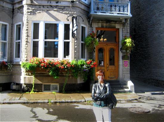 Hotel Acadia: L'Ermitage, Sept 2012