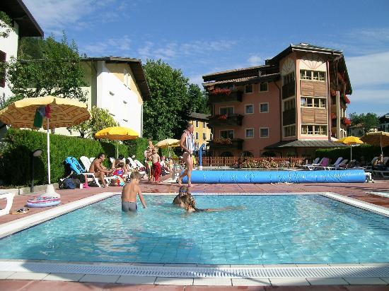 Kinderhotel Adriana: kinder pool